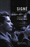 Glenn Gould - Signé Glenn Gould - Correspondance de Glenn Gould.