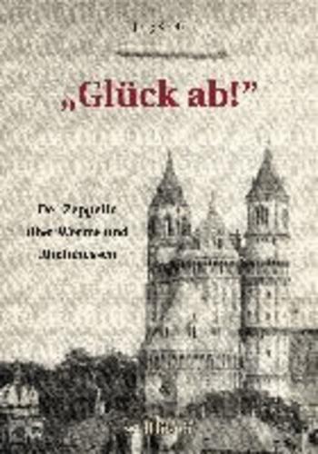 Glück ab - Der Zeppelin über Worms und Rheinhessen.