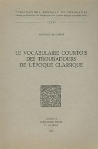 Checkpointfrance.fr Le vocabulaire courtois des troubadours de l'époque classique Image