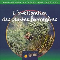 Gnis - L'amélioration des plantes fourragères - CD-ROM.