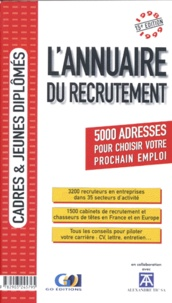Go Editions - L'annuaire du recrutement.