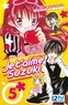 Go Ikeyamada et Satoko Fujimoto - JE T AIME SUZUK  : Je t'aime Suzuki ! - tome 05.