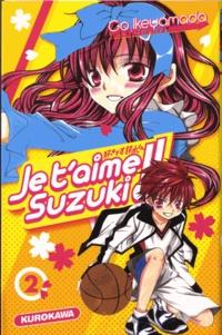 Go Ikeyamada - Je t'aime Suzuki !! Tome 2 : .