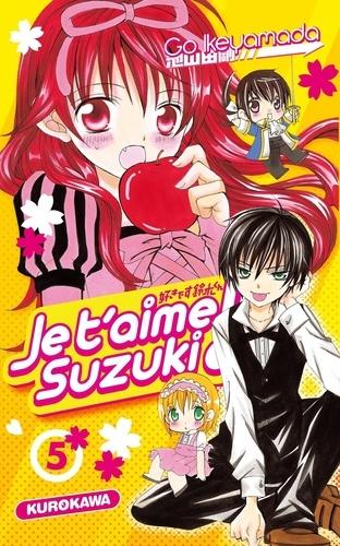 Go Ikeyamada - Je t'aime Suzuki !! Tome 5 : .