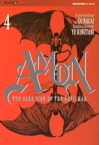 Gô Nagai et Yu Kinutani - Amon The Dark Side of the Devilman Tome 4 : .