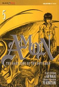 Gô Nagai et Yu Kinutani - Amon The Dark Side of the Devilman Tome 5 : .