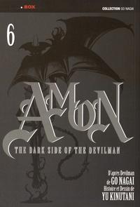 Gô Nagai et Yu Kinutani - Amon The Dark Side of the Devilman Tome 6 : .