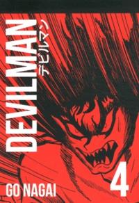 Gô Nagai - Devilman Tome 4 : .