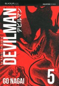 Gô Nagai - Devilman Tome 5 : .