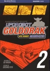 Gô Nagai et Gosaku Ota - Goldorak Tome 2 : .