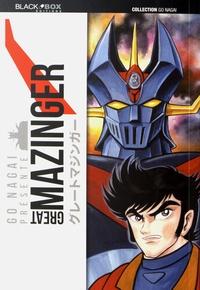 Gô Nagai - Great Mazinger.
