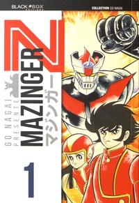 Gô Nagai - Mazinger Z Tome 1 : .
