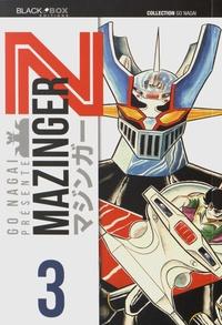 Gô Nagai - Mazinger Z Tome 3 : .