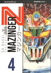 Go Nagai - Mazinger Z Tome 4 : .