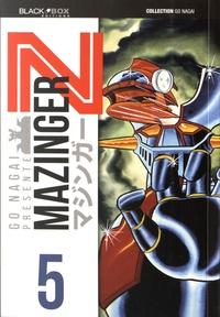 Gô Nagai - Mazinger Z Tome 5 : .