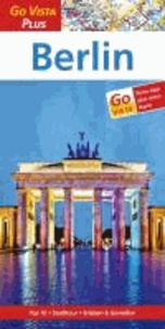 Go Vista Plus Berlin - Reiseführer mit Reise-App.