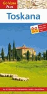 Go Vista Plus Toskana - Reiseführer mit Reise-App.