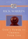 God's Power to Change Your Life.