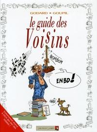 Godard et  Goupil - Le guide des Voisins en BD.