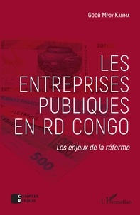 Deedr.fr Les entreprises publiques en RD Congo - Les enjeux de la réforme Image