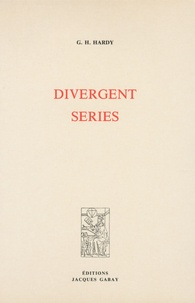 Divergent Series - Godfrey Harold Hardy | Showmesound.org