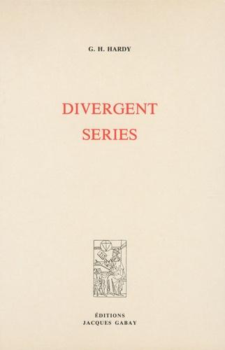 Godfrey Harold Hardy - Divergent Series.
