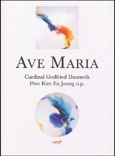 Godfried Danneels et En-Joong Kim - Ave Maria - En hommage à Jean-Paul II.