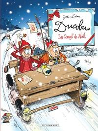 Godi et  Zidrou - L'élève Ducobu  : La compil' de Noël.