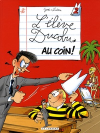 Godi et  Zidrou - L'élève Ducobu Tome 2 : Au coin !.