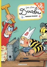 Godi et  Zidrou - L'élève Ducobu Tome 23 : Profession : tricheur ! - Opé l'été BD 2020.