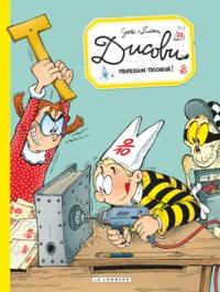 Godi et  Zidrou - L'élève Ducobu Tome 23 : Profession : tricheur !.
