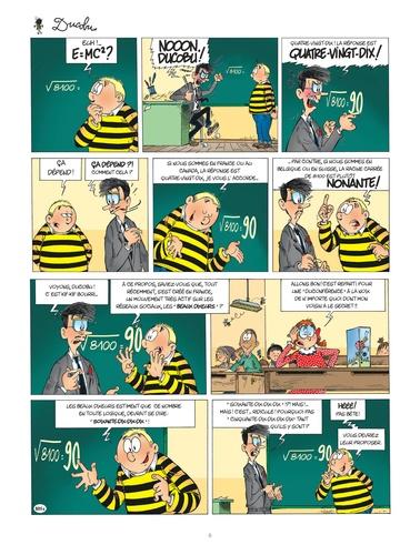 L'élève Ducobu Tome 24 Attention, école !