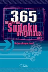 Deedr.fr 365 grilles de sudoku originaux - Volume 2 Image