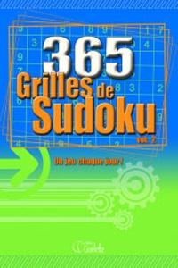 365 grilles de sudoku tome 2 - Un jeu chaque jour.pdf