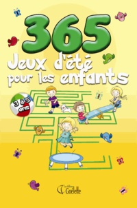 Openwetlab.it 365 jeux d'été pour les enfants - 3 à 5 ans Image