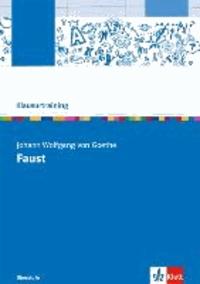 Goethe: Faust I - Arbeitsheft.
