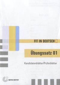 Goethe Institut - Jungendprufung fit in Deutsch.