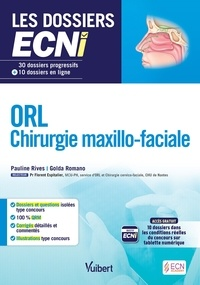 Golda Romano et Pauline Rives - ORL - Chirurgie maxillo-faciale.