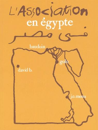Golo et Jean-Christophe Menu - L'Association en égypte.
