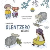 Gomez Kazabon - Bartoxeko Olentzero de Bartoxe.