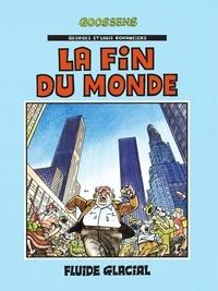 Goossens - Georges et Louis romanciers : La fin du monde.