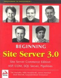 Beginning Site Server 3.0. Site Server Commerce Edition ASP, COM, SQL Server, Pipelines.pdf