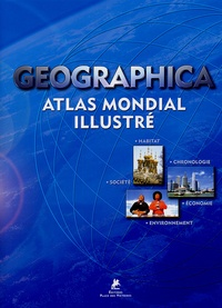 Gordon Cheers - Geographica - Atlas mondial illustré.
