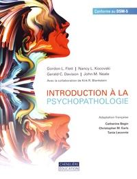 Galabria.be Introduction à la psychopathologie Image