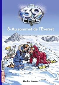 Gordon Korman - Les 39 clés Saison 1 Tome 8 : Au sommet de l'Everest.