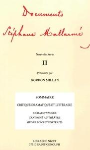Gordon Millan - .