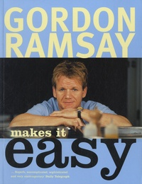 Gordon Ramsay - Makes it Easy. 1 DVD