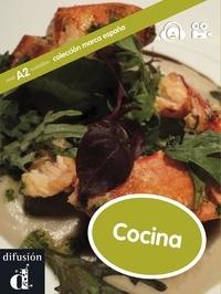 Gorka Alvarez - Cocina - Nivel A2. 1 DVD