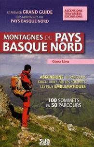 Gorka López - Montagnes du Pays Basque Nord.