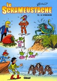 Gos et  Walt - Le Scrameustache Tome 15 : Le stagiaire.